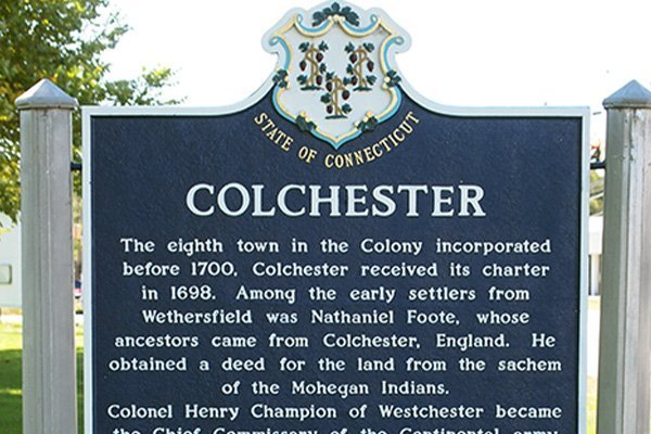 Town of Colchester CT - Colchester