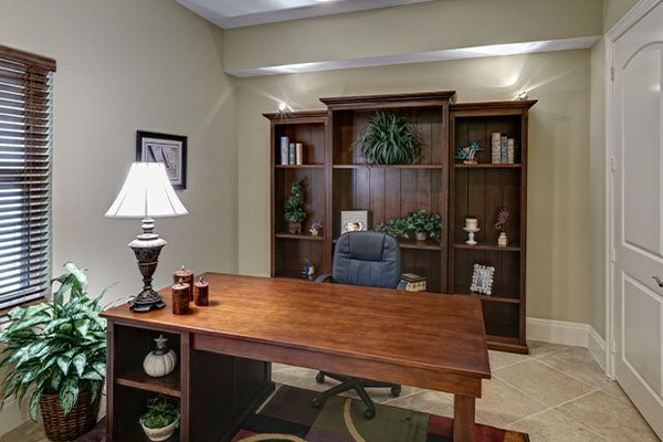 Glastonbury CT Home Office - GALLERY