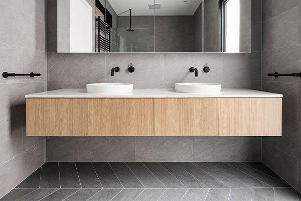 Glastonbury CT Bathroom Vanity - Glastonbury CT